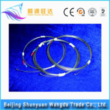 B / R / S type thermocouple wire 0.5mm