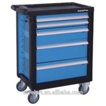 armoire à rouleaux d'outil / boîte à outils de chariot en métal