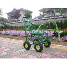 chariot de bobine de tuyau d'eau de jardin