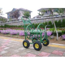 garden water hose reel cart