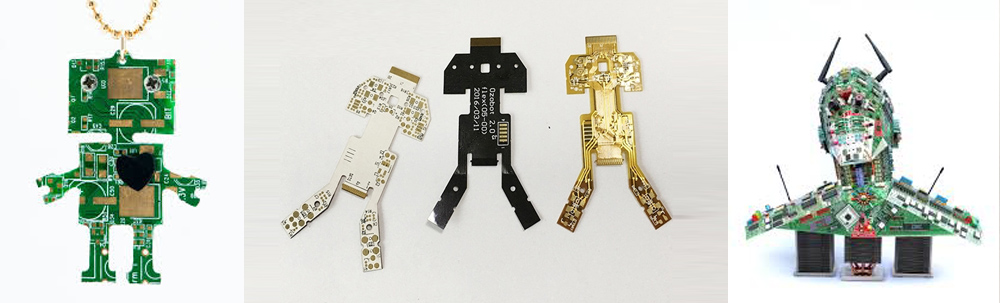 Flexible Circuit Board for Intelligent Robots FPC