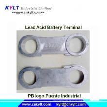 PLC Die Casting para baterias de chumbo-ácido Puente Industrial Pb Logo