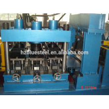 steel structural C purlin roll forming machine