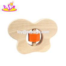 kids wooden rattle musical toy W08K024