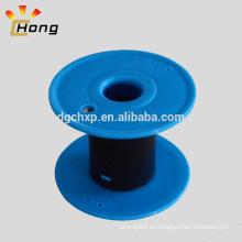 Carrete de plástico vacío de 120 mm para alambre