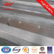 Восьмигранная 11.8 м 500dan оцинкованная Электрический стальное поляк для передачи электроэнергии
