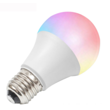 2020 new product smart wireless remote control E27 B22 base RGB led bulb