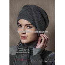 sombrero hecho punto sombrero de invierno de lana