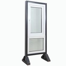 Окно casement двойной стекло качания upvc