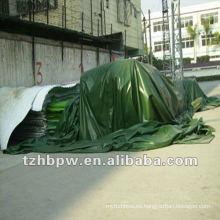 Lona de PVC para la cubierta del patio