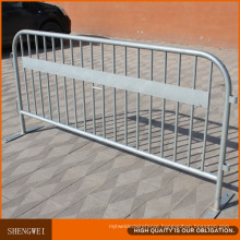 Removable Metal Safety Road Barriers