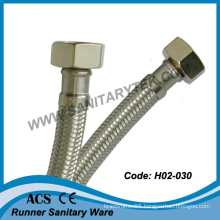 Stainless Steel Braided Flexible Hose (H02-030)