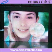 Panneau d'affichage à LED Prix P6 d'intérieur fixe