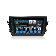 Fabrik Android 6.0 / 7.1 2 Din Touchscreen Suzuki SX4 / S-Kreuz Auto DVD-Player GPS-Navigationssystem mit MP3 BT Radio Musik