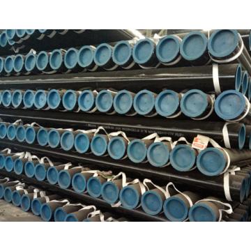 Montaje de tubería de acero ASTM A234 WP91