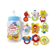 9 PCS Fancy Baby Rattle Toys Baby Hand Bell
