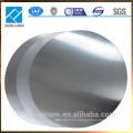Hoja redonda de aluminio de calidad de dibujo profundo para utensilios de cocina