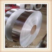 Feuille d'aluminium en bobine pour capuchon d'essai Pilfer