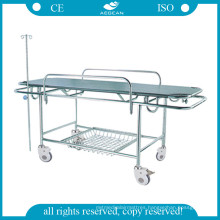 AG-Hs015 Cheap Stretcher Endoscope Cart