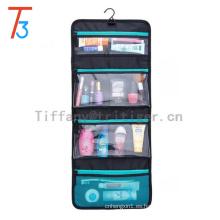 El bolso multifuncional del organizador del viaje / compone la caja del bolso del embalaje / el bolso cosmético del viaje para los hombres
