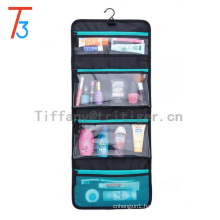 Multi-functional Travel Organizer bag/make up Packing Bag Case/Travel cosmetic bag for Men