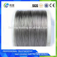 1x19 Stainless Steel Wire Rope For Industry