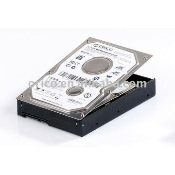 """ORICO 1025SS 2.5 """"a 3.5 polegadas conversor, invólucro de conversor de disco rígido"""