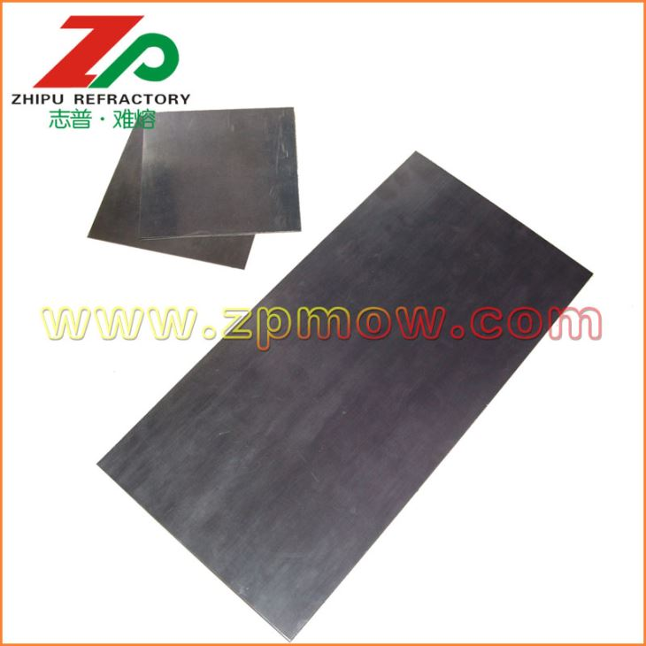 Kilang Molybdenum Heat Shield
