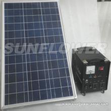 Sistema de energía solar solar de 75W