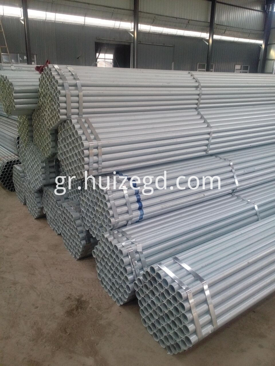 Galv Pipe Packing
