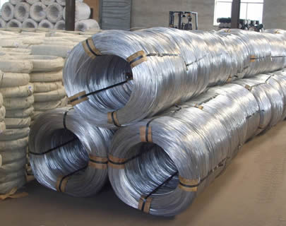 galvanized wire warehouse