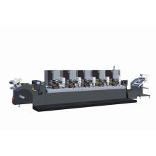 Máquina de impresión de etiqueta rotativa (WJLZ280/350)