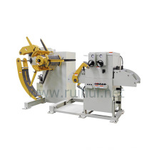 Automatic Machine Uncoiler with Straightener Help to Making Household Appliances Manufacturers