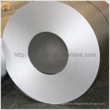 Acero recubierto de zinc de alta reflexión