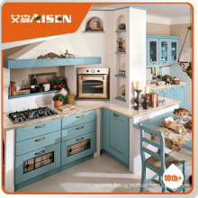 Stable performance birch solid wood kitchen cabinet door