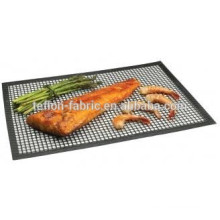 """Grilling Mesh - Non-stick Grill Mesh """"Rollable"""" Cooking Pan - Dishwasher safe & Reusable, for indoor or outdoor BBQ use"""