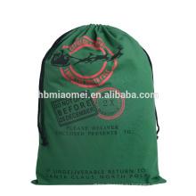 оптовая большой тотализатор Рождественский праздник оленей сумки оригинал Санта мешок Рождественский подарок сумки