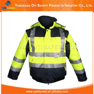 High quality Reflective safety jacket