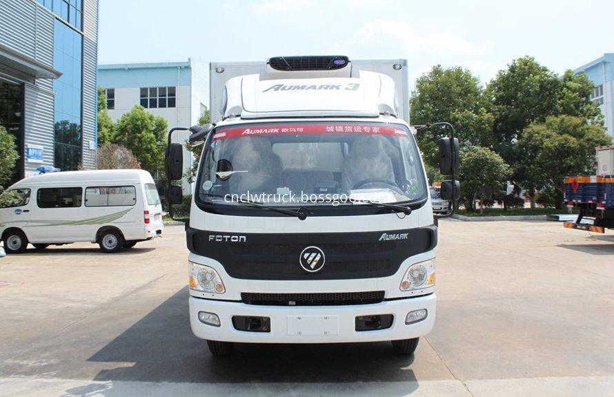 milk cooling transport truck 4