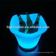 Gran tamaño buen diseño LED Wine Bucket