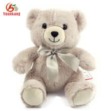 Cute Yellow Teddy Bear Stuffed Custom Small Clothes Teddy Bear Plush Toy With T Shirts