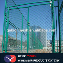 Galvanized &pvc coated chain link fence extensions Anping manufacturer