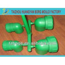 moule en plastique de tuyau de PPR / moule en plastique de tuyau / injection PPR moule