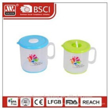 PLASTIC MUG 0.48/0.6L with cover