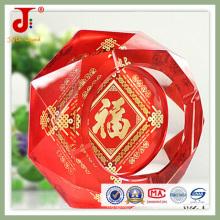 Hecho en el cenicero de la impresión en color de China (JD-CA-207)