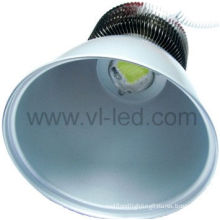 Dia 250 * 300mm 1 * 50w 4000 Lm 57w Led High Bay Light Fixtures For Outside