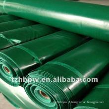 Rolos revestidos de PVC tarpaulin em estoque personalizado