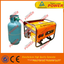 New Design LPG Power Generator No Fuel for Sale