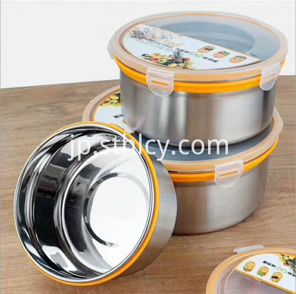 Lock And Storage Food Containers