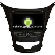 Glonass ! Android 4.2 touch screen car dvd GPS for Ssangyong Korando +dual core +OEM+Glanoss